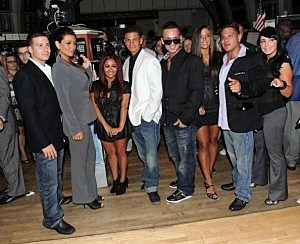 "Cast Of ""Jersey Shore"" pic"