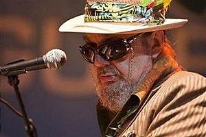 Dr. John Rock & Roll Hall of Fame