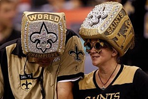 Saints Fans pic