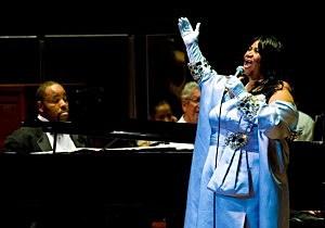 Aretha Franklin pic