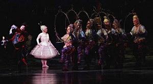 Cirque Du Soleil's Alegria - Dress Rehearsal pic