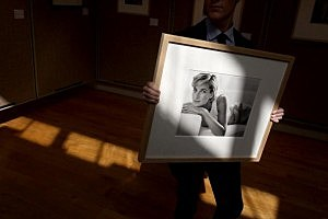 pic of Princess Diana Portrait Mario Testino