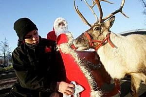 Santa Claus's Sleigh Valeted pic