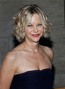 "Meg Ryan Catches a ""Cougar!"""