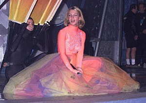 Britney Spears at the 2000 Grammy Awards pic