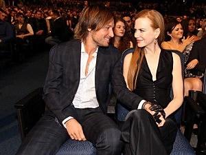 Keith Urban and Nicole Kidman pic