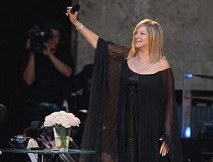Barbra Streisand In Concert