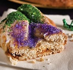 Fleischmans King Cake