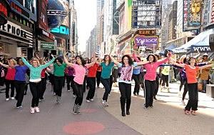 Women Dancin' In The Street