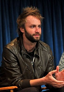 Photo of Paul McDonald at Paleyfest 2011