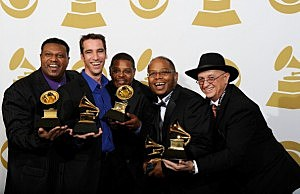 Picture of Chubby at The 53rd Annual GRAMMY Awards - Press Room