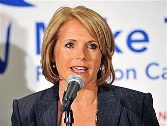 Katie Couric to leave CBS Evening News