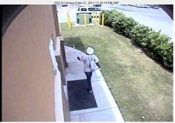 Lafayette Money Scam Suspect