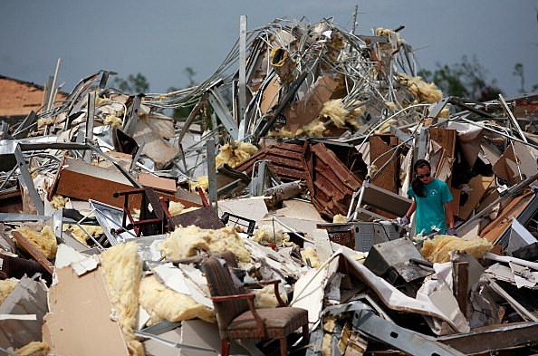 Photo of Tornadoes Rip Through Alabama,