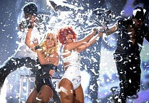 Britney & Rhianna