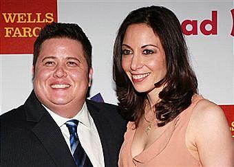 Chaz Bono & Jennifer Elia