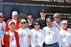 Louisiana Honor Air Staff