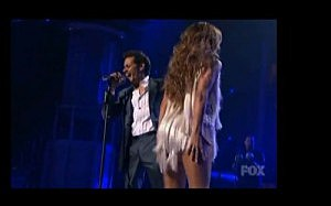 Jennifer Lopez and Marc Anthony pic