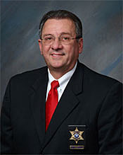 Sheriff Bobby Guidroz