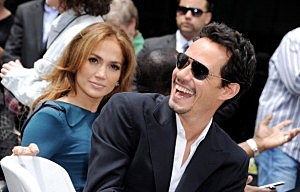 J-Lo & Marc Anthony