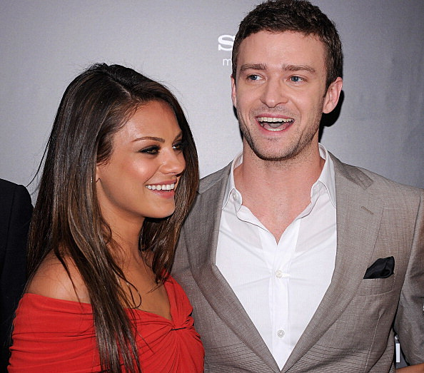 """""""Friends With Benefits"""" New York Premiere"""