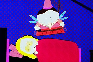 Cartman Impersonates The Tooth Fairy pic
