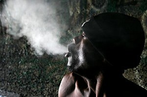 crack smoke