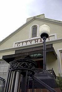 City Hall, Gueydan, LA