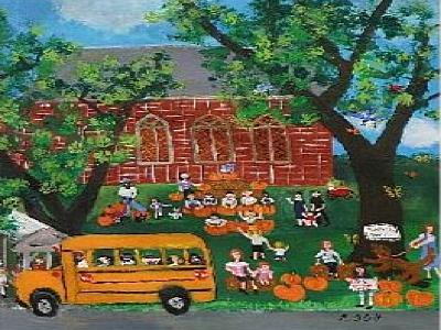 Epiphany Day School Pumpkin Patch artwork