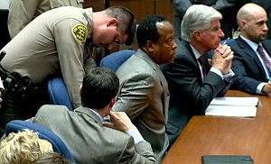 Pic of conrad murray