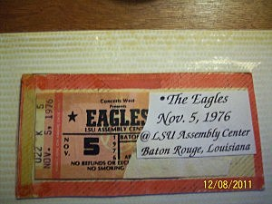 eagles ticket