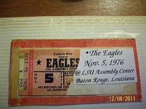 eagles ticket