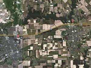 I-10 Crowley to Rayne