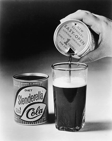 Picture of Slenderella Cola