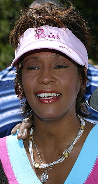 Pic of whitney houston