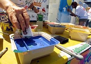 Artists Paint