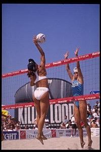 Holly McPeak WPVA HUNTINGTON 1995