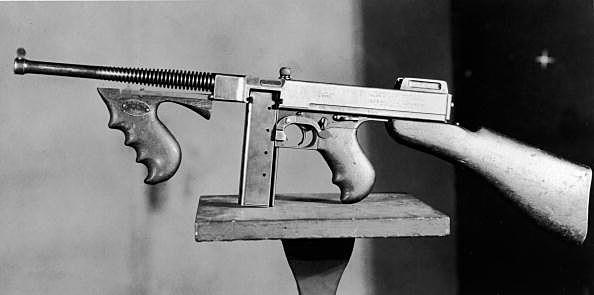 Thompson 'Tommy' Machine Gun