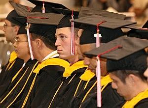 University of Louisiana Lafayette commencement