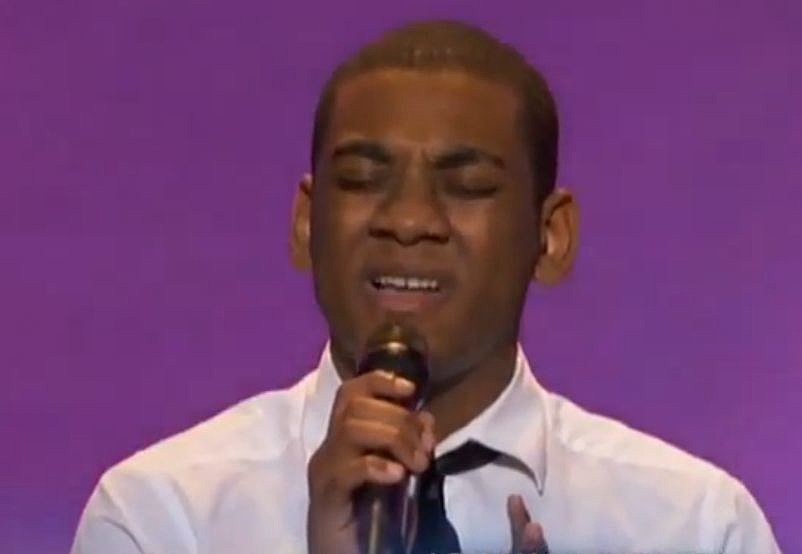 How old is joshua ledet