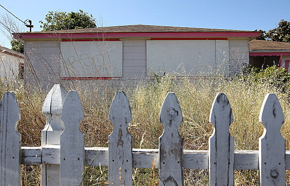 Unkempt Property