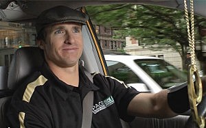 drew brees cabbie