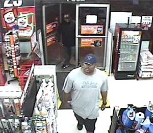 suspect 2 in autozone armed robbery