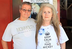 mickey shunick parents