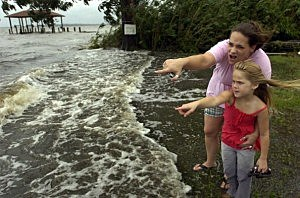 Tropical Storm in Florida