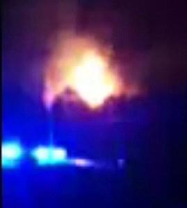 morgan city explosion