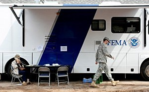 FEMA disaster recovery