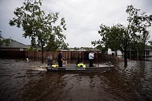 Hurricane Isaac Laplace Louisiana