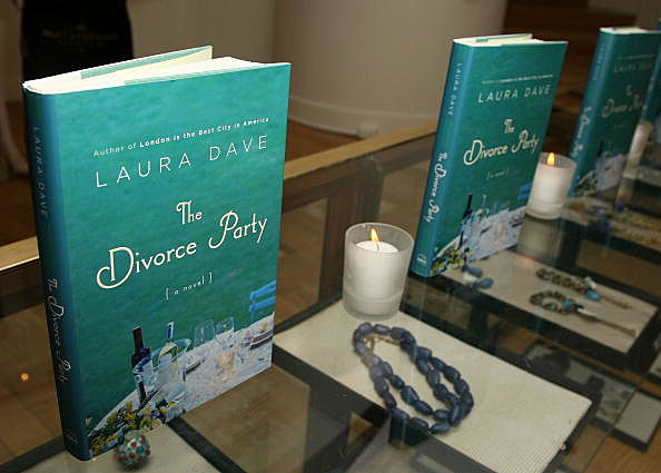 """The Divorce Party"" Book"
