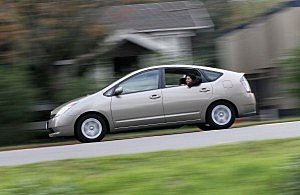 Toyota Issues Prius Recall